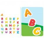 زرافه جادویی - آموزش زبان انگلیس - ABC