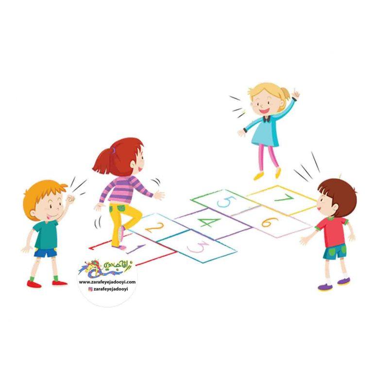 قوانین بازی کردن کودکان با یکدیگر