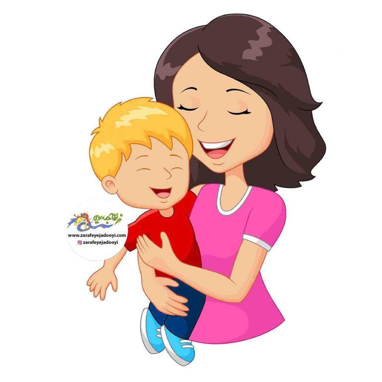 نقش مادر در زندگی کودک