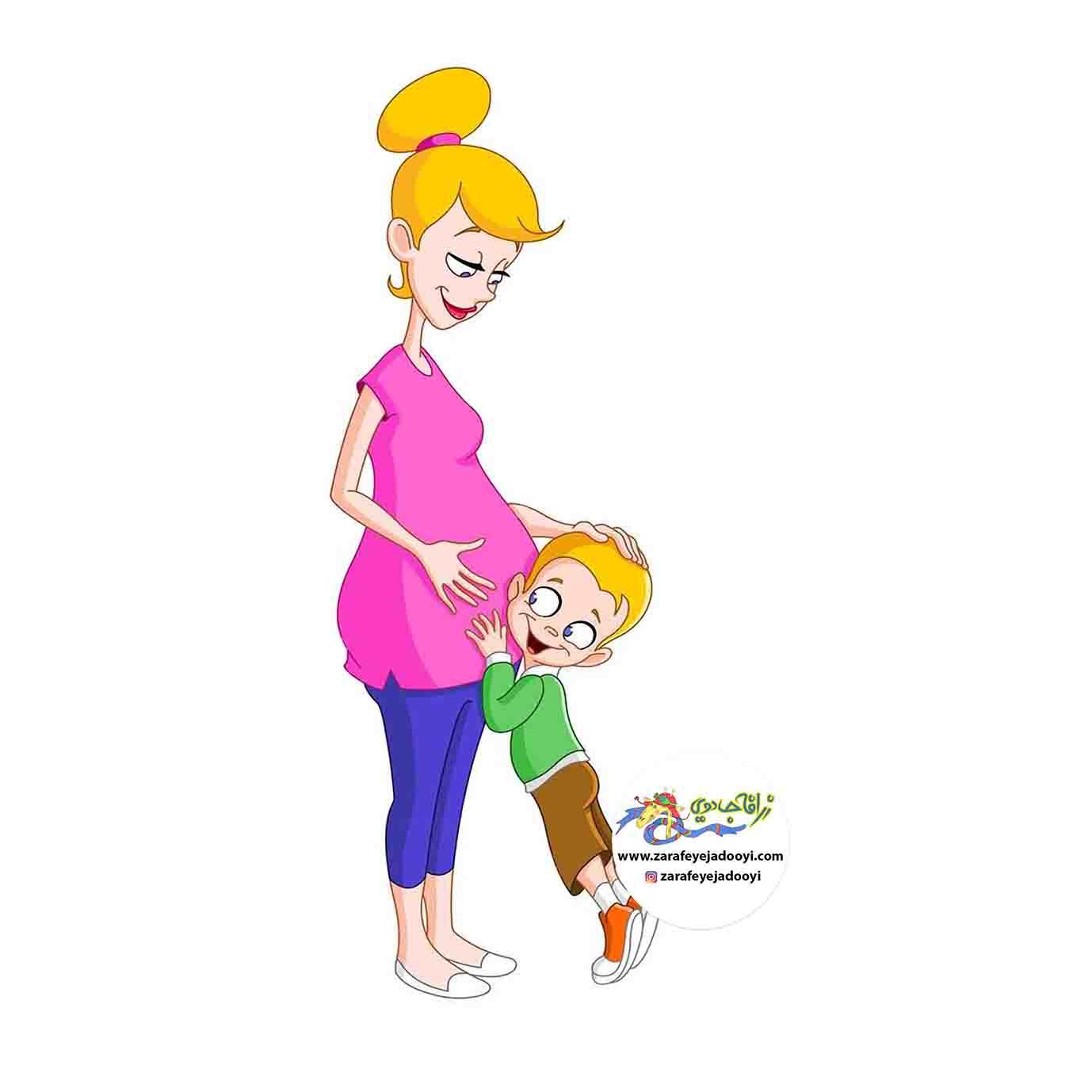 زرافه جادویی - رفتارمان در مقابل فرزند بزرگتر