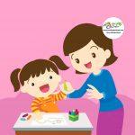 زرافه جادویی - نقاشی ناقص ( از چهار تا پنچ سالگی )