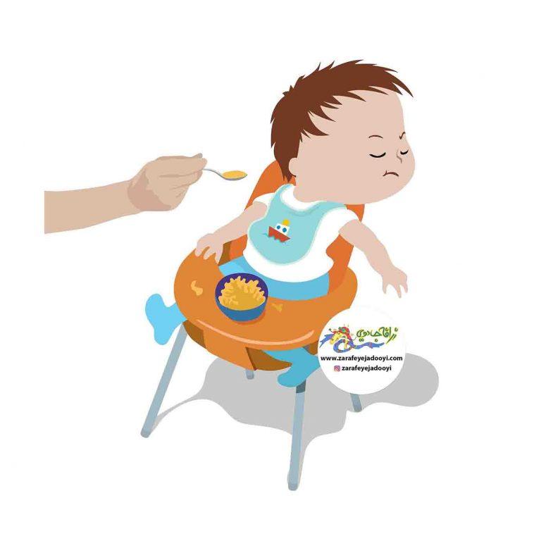 صبحانه نخوردن کودک و راه حل آن
