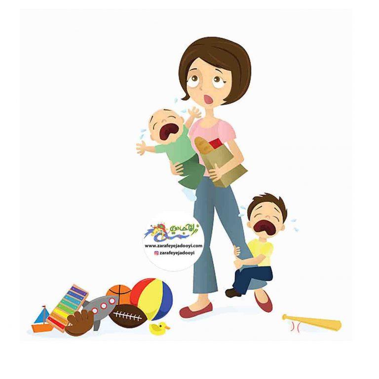 آیا می توان به رغم شاغل بودن یک مادر تمام عیار بود؟