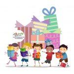زرافه جادویی - زمان پاداش دادن به کودک