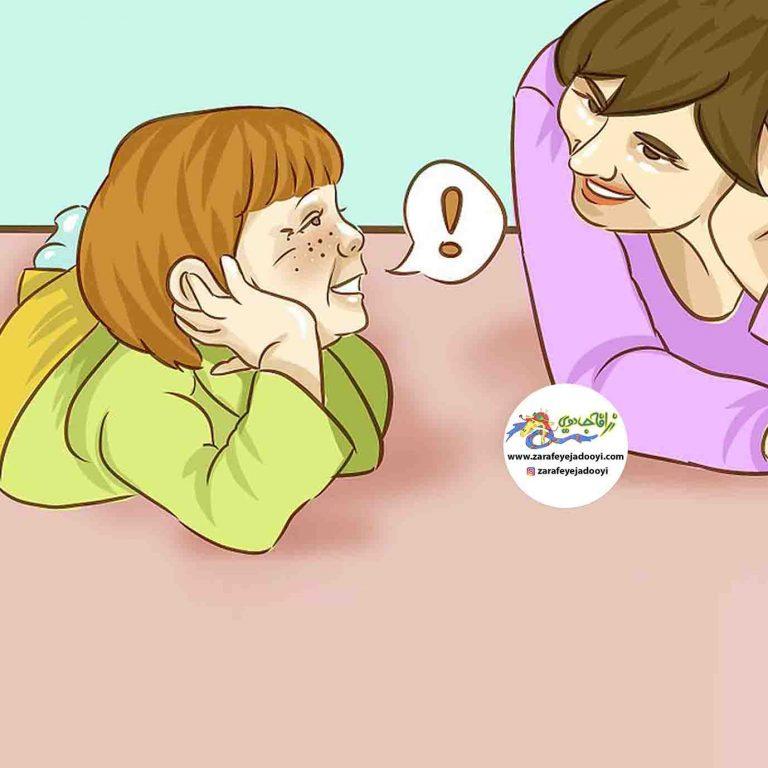 بازی شکار کلمات، تقویت سخن گفتن کودک