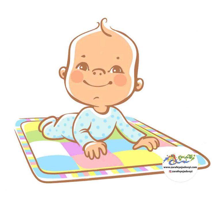 بازی برای تقویت حس لامسه در کودکان