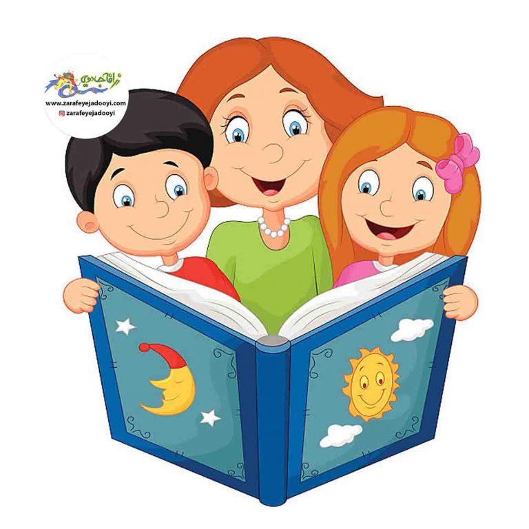 فواید قصه گفتن برای کودک