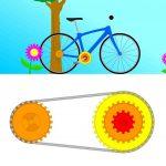 دوچرخه چگونه کار می کند؟