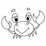 زرافه جادویی - رنگ آمیزی خرچنگ