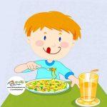 زرافه جادویی - بچه من غذا نمی خوره 2