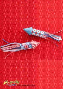 زرافه جادویی-کاردستی موشک کاغذی - صفحه 5