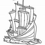 زرافه جادویی - رنگ آمیزی کشتی