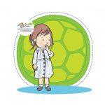 زرافه جادویی - درمان ناخن جویدن کودکان