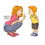 زرافه جادویی - روش حرف زدن موثر با کودک
