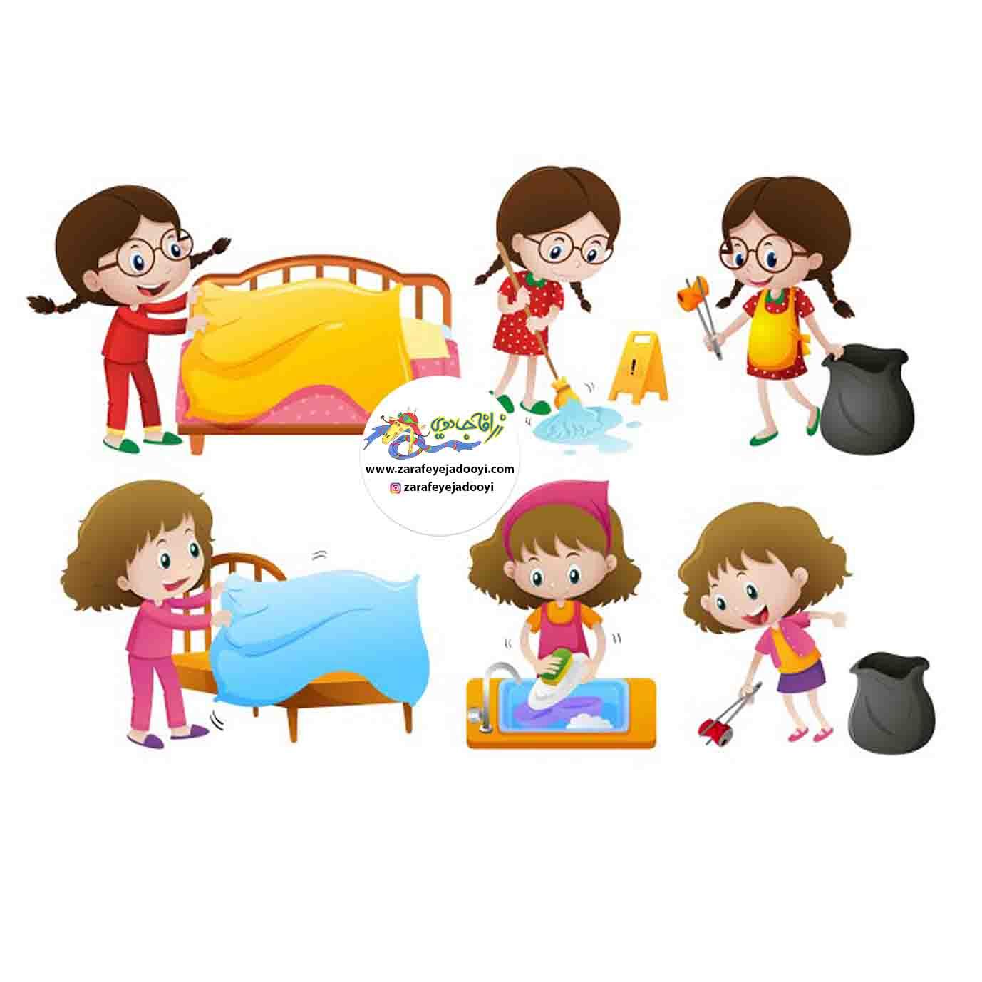 زرافه جادویی - انواع والدین از نظر تربیت