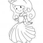 زرافه جادویی-رنگ آمیزی پرنسس کارتونی