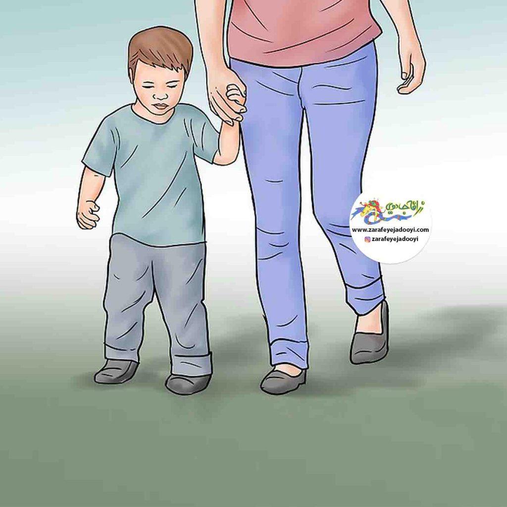روند رشد کودک از دو تا سه سالگی