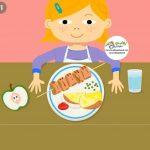 زرافه جادویی - غذای سالم برای کودکان ، نه به هله هوله