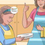 زرافه جادویی - مشارکت کودک در کارهای خانه