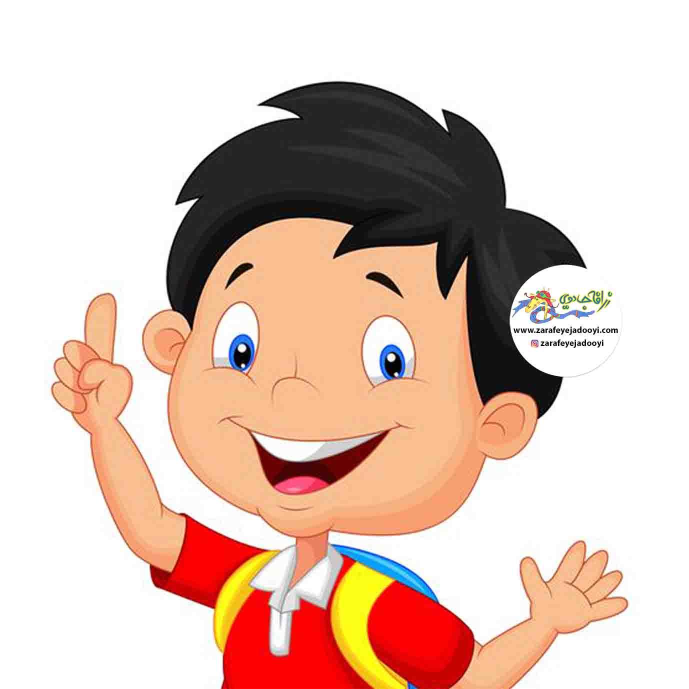 زرافه جادویی - علت پرحرفی کودک و سوال پرسیدن زیاد کودک چیست؟