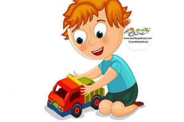 زرافه جادویی - مراحل رشد ذهنی کودک از دو تا سه سالگی
