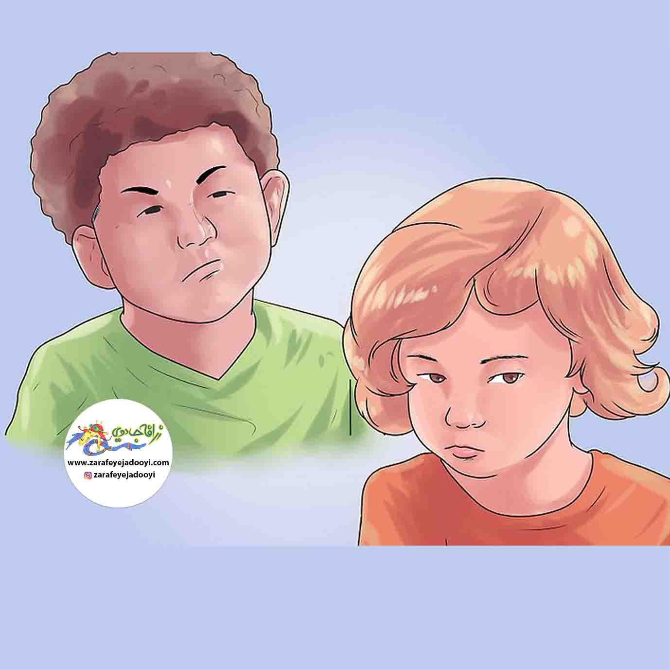 روش های و راهکارهای مناسب برای کنترل حسادت کودکان