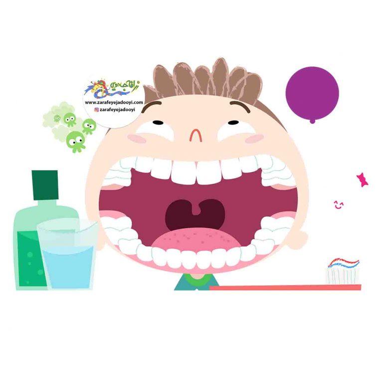 نقش مواد غذایی در پوسیدگی دندان کودکان