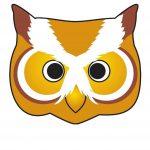 زرافه جادویی-ماسک حیوانات جغد