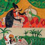 زرافه-جادویی-قصه-کودکانه-صوتی-طوطی-و-بازرگان