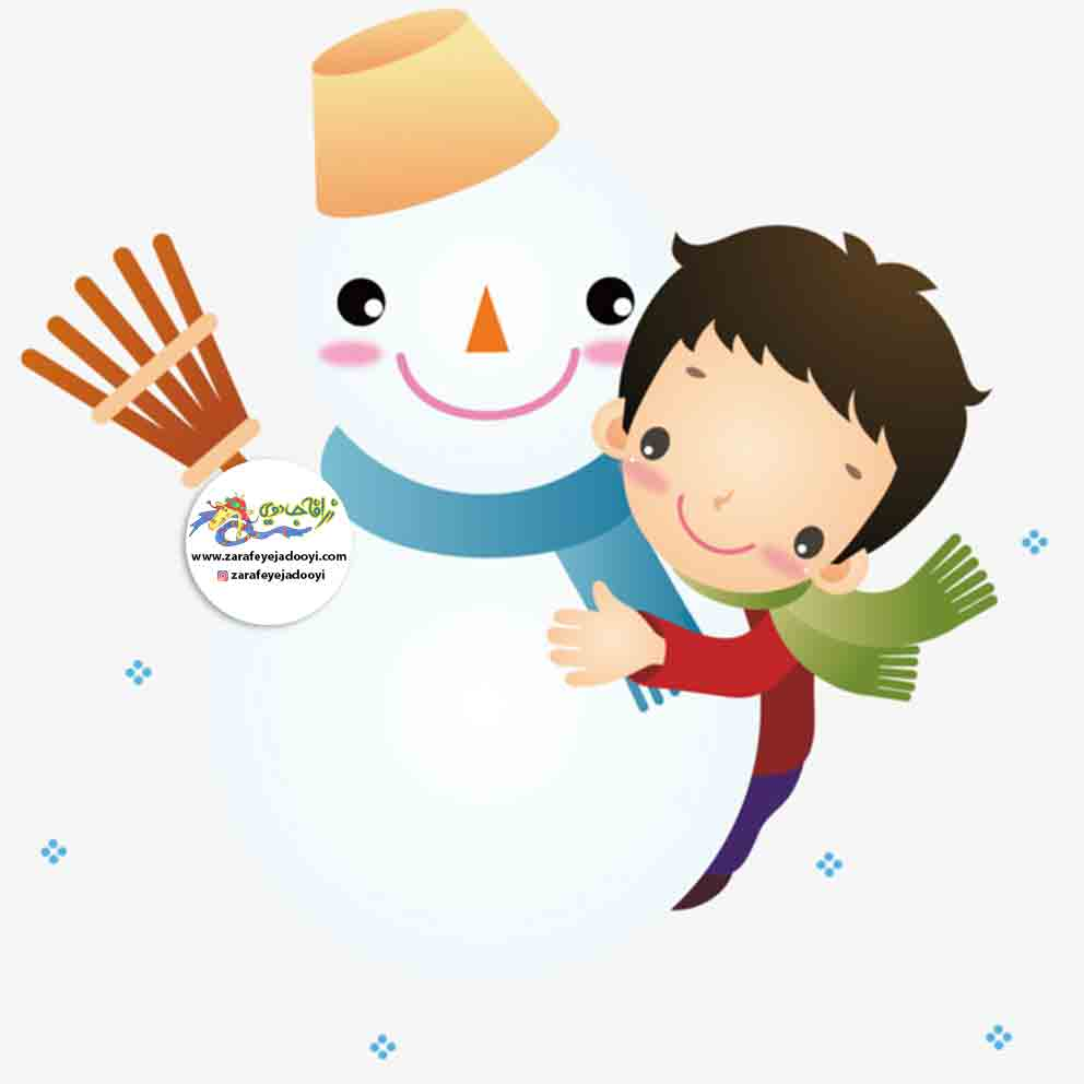 زرافه-جادویی-قصه-کودکانه-صوتی-برف-و-شادی