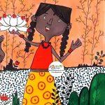 زرافه-جادویی-قصه-کودکانه-صوتی-نخودی-خانم