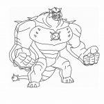 زرافه-جادویی-نقاشی-کارتون-بن-تن-04