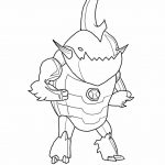 زرافه-جادویی-نقاشی-کارتون-بن-تن-05