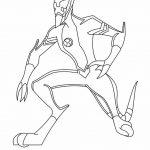 زرافه-جادویی-نقاشی-کارتون-بن-تن-10