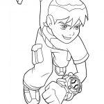 زرافه-جادویی-نقاشی-کارتون-بن-تن-14