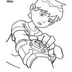 زرافه-جادویی-نقاشی-کارتون-بن-تن-15