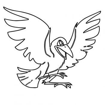 زرافه-جادویی-رنگ-آمیزی-کودکان-پرنده-08