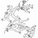 زرافه-جادویی-نقاشی-کارتون-بن-تن-29