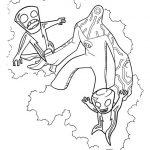 زرافه-جادویی-نقاشی-کارتون-بن-تن-33