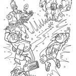 زرافه-جادویی-نقاشی-کارتون-بن-تن-36