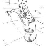 زرافه-جادویی-نقاشی-کارتون-بن-تن-37