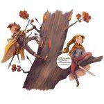 زرافه-جادویی-قصه-کودکانه-صوتی-رابین-هود