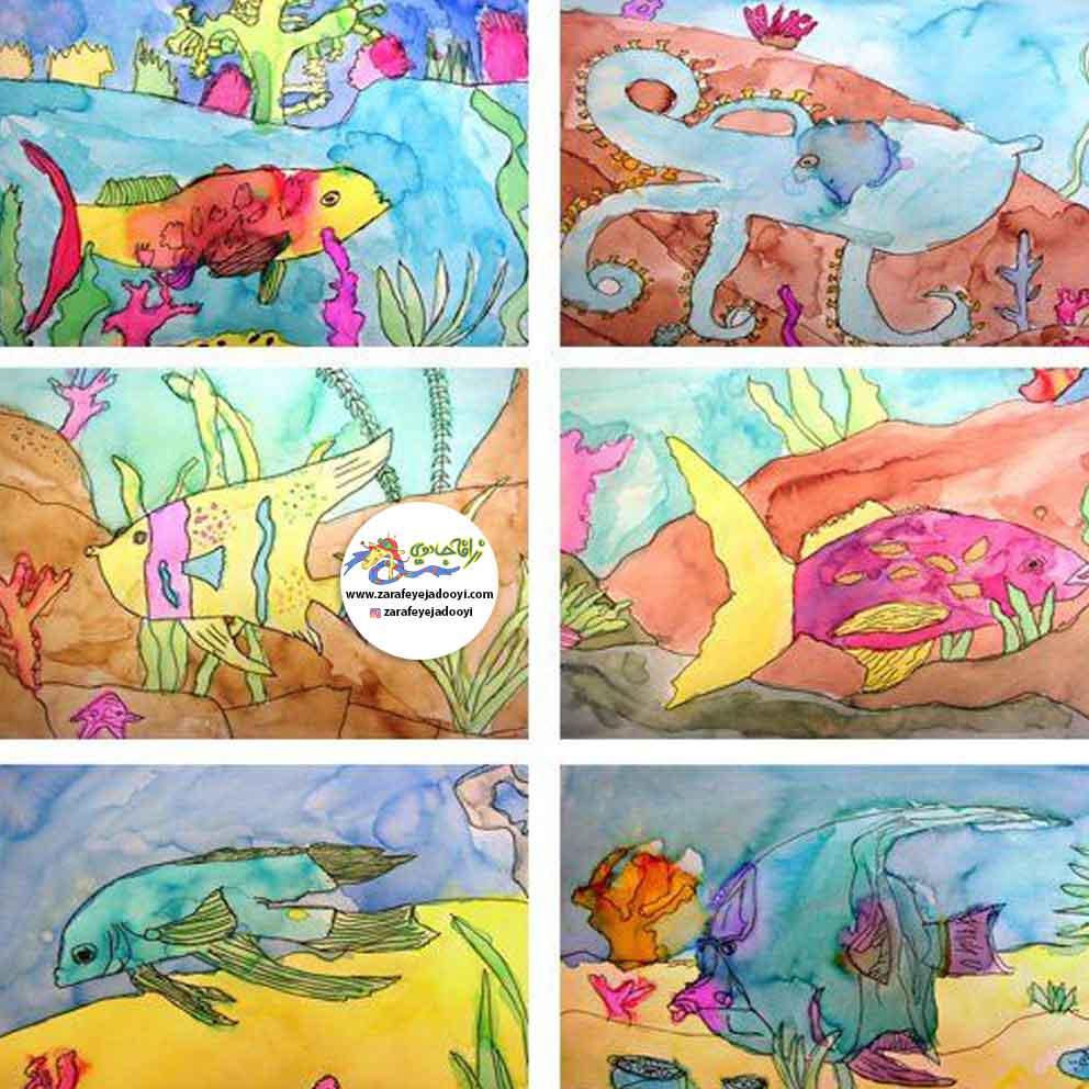 زرافه-جادویی-قصه-کودکانه-صوتی-بازی-با-دریا