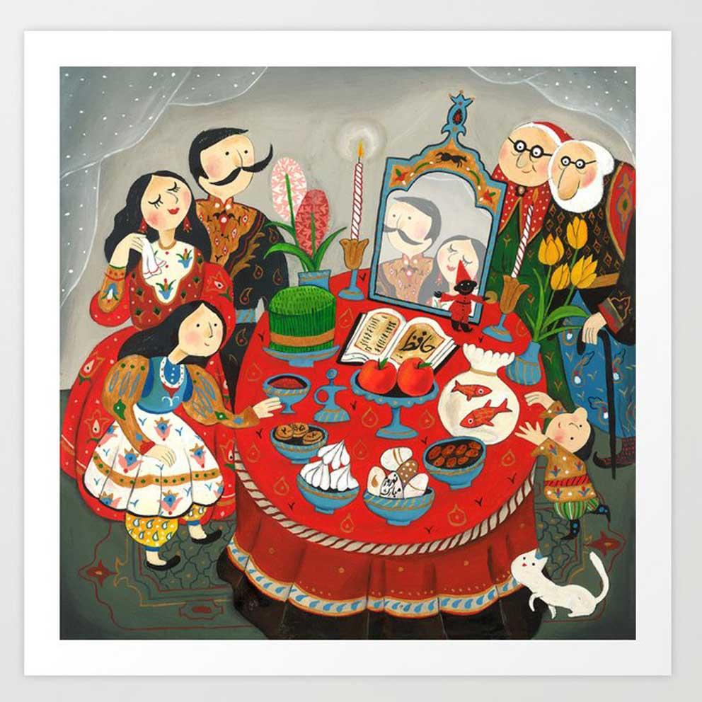 زرافه-جادویی-قصه-کودکانه-صوتی-بزرگترین-عید-دنیا