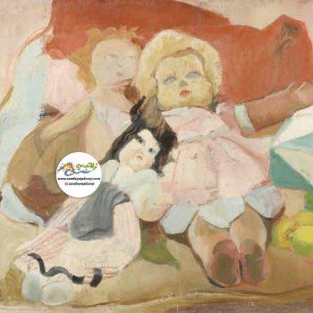 زرافه-جادویی-قصه-کودکانه-صوتی-دختر-کوچولو-و-عروسک-فسقلی