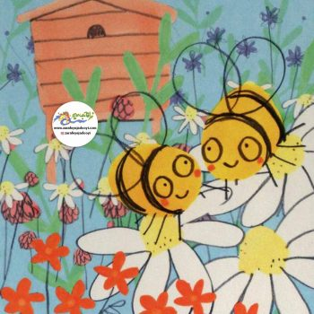 زرافه-جادویی-قصه-کودکانه-صوتی-زنبور
