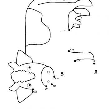 زرافه-جادویی-نقاشی-نقطه-به-نقطه-027