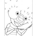 زرافه-جادویی-نقاشی-نقطه-به-نقطه-057