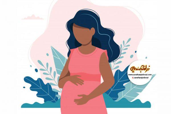 زرافه-جادویی-علائم-اولیه-بارداری